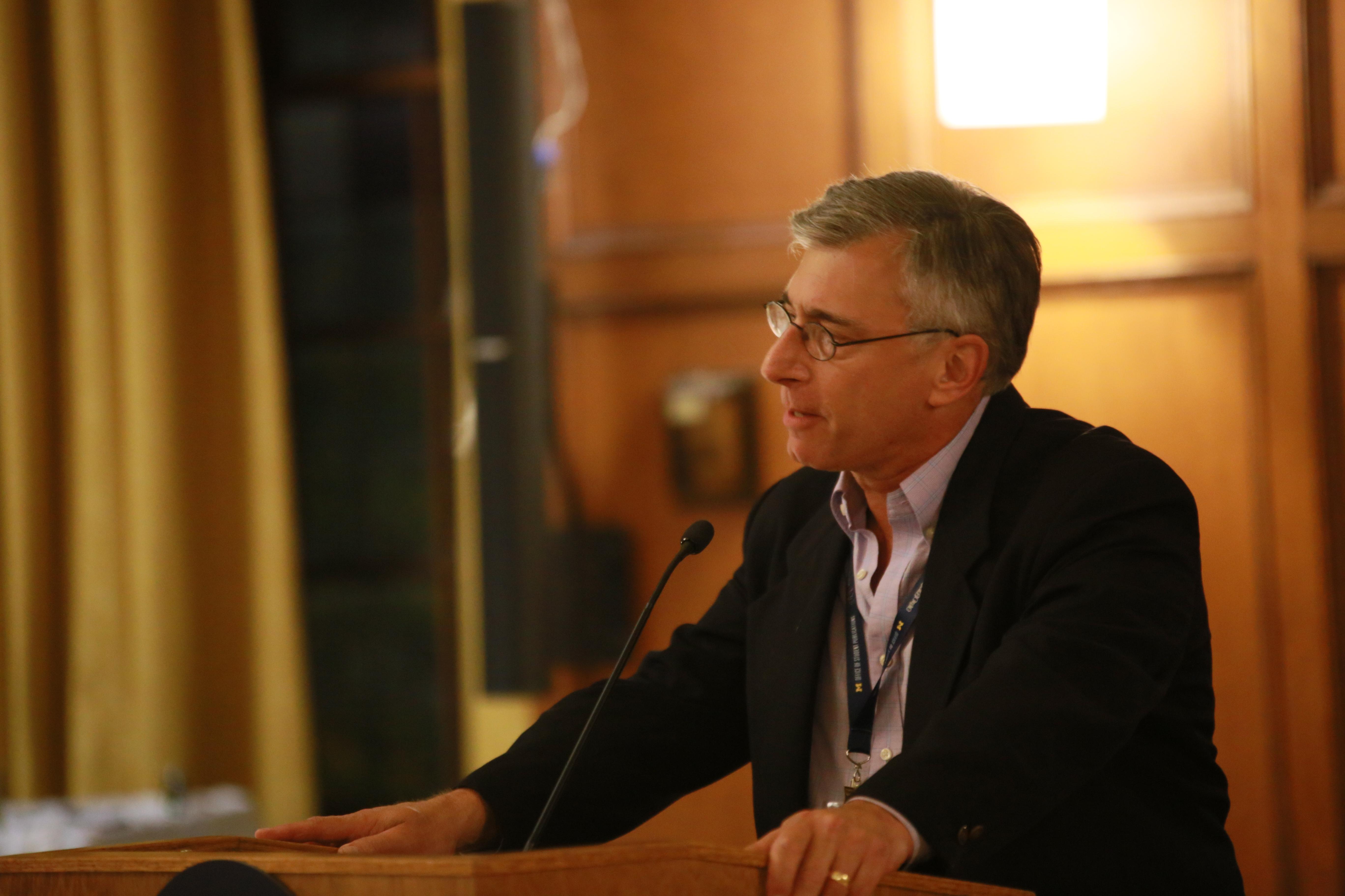 Alan Fanger, Alumni Committee