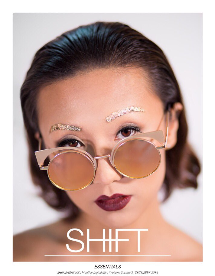 SHIFT digital magazine Vol 3 Issue 3 DEC 2016